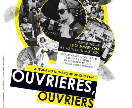 Compte-rendu de la journée «Ouvrières, ouvriers» à l'ENS de Lyon